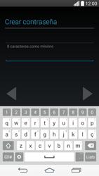 Crea una cuenta - LG G3 Beat - Passo 10