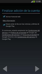 Crea una cuenta - Samsung Galaxy Zoom S4 - C105 - Passo 16