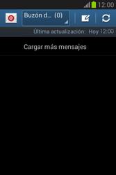 Configura tu correo electrónico - Samsung Galaxy Fame Lite - S6790 - Passo 5