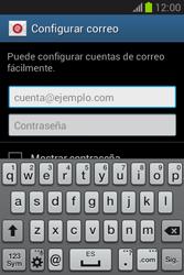 Configura tu correo electrónico - Samsung Galaxy Fame Lite - S6790 - Passo 6