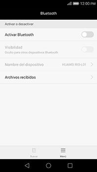 Conecta con otro dispositivo Bluetooth - Huawei G8 Rio - Passo 4