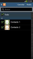 ¿Tu equipo puede copiar contactos a la SIM card? - Samsung Galaxy Zoom S4 - C105 - Passo 8