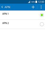Configura el Internet - Samsung Galaxy Core Prime - G360 - Passo 16