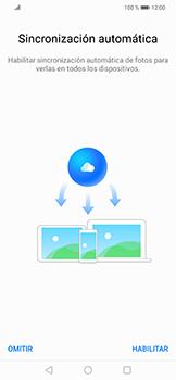 Transferir fotos vía Bluetooth - Huawei Mate 20 Lite - Passo 3