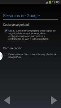 Crea una cuenta - Samsung Galaxy Note Neo III - N7505 - Passo 13