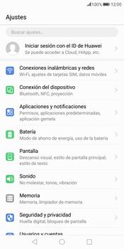 Desinstalar aplicaciones - Huawei Mate 10 Pro - Passo 2