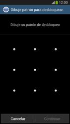 Desbloqueo del equipo por medio del patrón - Samsung Galaxy Zoom S4 - C105 - Passo 9