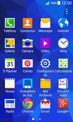 Desbloqueo del equipo por medio del patrón - Samsung Galaxy Core Prime - G360 - Passo 3
