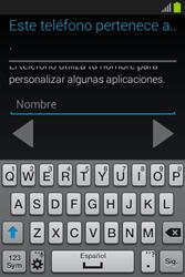 Activa el equipo - Samsung Galaxy Fame Lite - S6790 - Passo 14