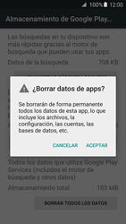 Limpieza de aplicación - Samsung Galaxy S6 Edge - G925 - Passo 9