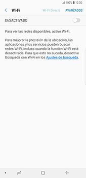 Configura el WiFi - Samsung Galaxy Note 8 - Passo 6