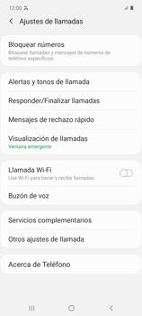 Cómo bloquear llamadas - Samsung Galaxy Note 10 Lite - Passo 5
