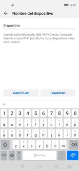 Configura el hotspot móvil - Huawei Nova 5T - Passo 6
