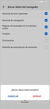 Limpieza de explorador - Huawei P30 Pro - Passo 13