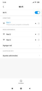 Configura el WiFi - Xiaomi Redmi Note 7 - Passo 7