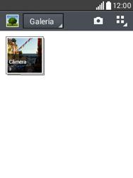 Transferir fotos vía Bluetooth - LG L20 - Passo 4