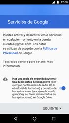 Configura tu correo electrónico - Motorola Moto G5 - Passo 14