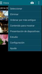 Transferir fotos vía Bluetooth - Samsung Galaxy Alpha - G850 - Passo 5