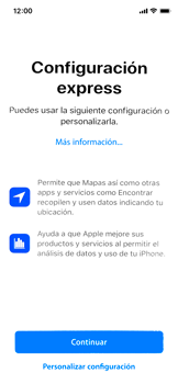 Activar el dispositivo con la función antirrobo - Apple iPhone 11 Pro - Passo 27