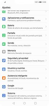 Realiza una copia de seguridad con tu cuenta - Huawei Mate 20 Lite - Passo 3