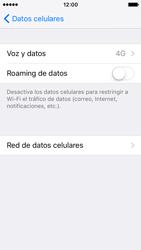 Configura el Internet - Apple iPhone SE - Passo 6