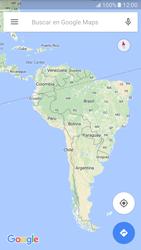 Uso de la navegación GPS - Samsung Galaxy S7 - G930 - Passo 6
