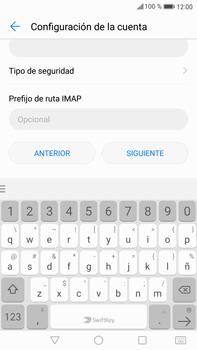 Configura tu correo electrónico - Huawei Mate 9 - Passo 12