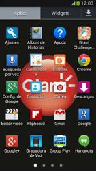 ¿Tu equipo puede copiar contactos a la SIM card? - Samsung Galaxy Zoom S4 - C105 - Passo 3