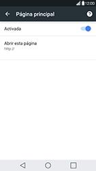 Configura el Internet - LG G5 - Passo 27