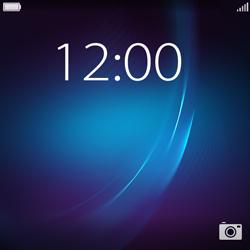 Bloqueo de la pantalla - BlackBerry Q5 - Passo 4