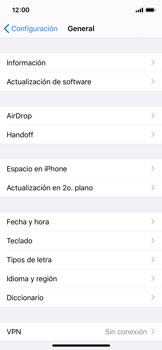 Verificar el uso de datos por apps - Apple iPhone XS - Passo 5