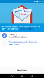 Configura tu correo electrónico - Huawei Cam Y6 II - Passo 16
