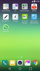 Configuración de Whatsapp - LG G5 - Passo 3