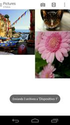 Transferir fotos vía Bluetooth - Motorola Moto X (2a Gen) - Passo 13