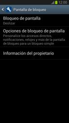Desbloqueo del equipo por medio del patrón - Samsung Galaxy S 3  GT - I9300 - Passo 5