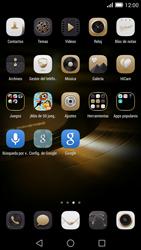 Actualiza el software del equipo - Huawei Ascend Mate 7 - Passo 4