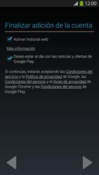 Crea una cuenta - Samsung Galaxy S4  GT - I9500 - Passo 16