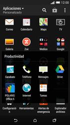 Configura el Internet - HTC One M8 - Passo 19