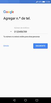 Crea una cuenta - Huawei Mate 10 Pro - Passo 13