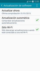 Actualiza el software del equipo - Samsung Galaxy A5 - A500M - Passo 7