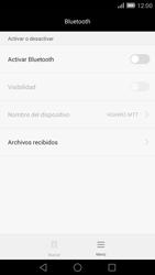 Conecta con otro dispositivo Bluetooth - Huawei Ascend Mate 7 - Passo 5