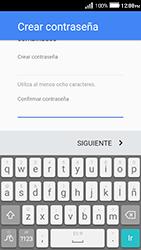 Crea una cuenta - Huawei Y3 II - Passo 11