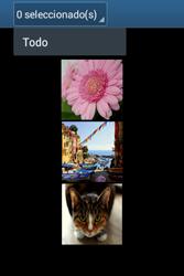 Transferir fotos vía Bluetooth - Samsung Galaxy Fame Lite - S6790 - Passo 8
