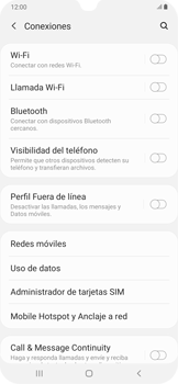 Conecta con otro dispositivo Bluetooth - Samsung Galaxy A30 - Passo 5