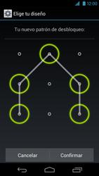 Desbloqueo del equipo por medio del patrón - Motorola RAZR HD  XT925 - Passo 11