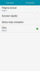 Configura el Internet - Samsung Galaxy Alpha - G850 - Passo 25