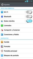 Conecta con otro dispositivo Bluetooth - LG Optimus G Pro Lite - Passo 4