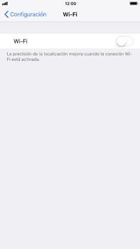 Configura el WiFi - Apple iPhone 7 Plus - Passo 4