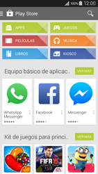 Instala las aplicaciones - Samsung Galaxy A3 - A300M - Passo 4