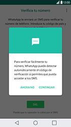 Configuración de Whatsapp - LG G5 - Passo 10